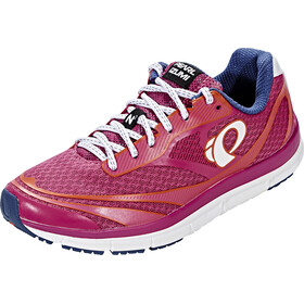 PEARL iZUMi EM Road N2 v3 Running Shoes Women orange/pink